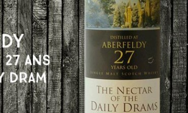 Aberfeldy 1983/2010 - 27yo - 50% - DailyDram