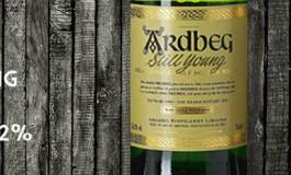 Ardbeg Still Young 1998/2006 - 8yo - 56,2 % - OB