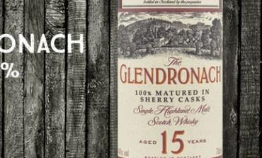 Glendronach 15yo - 40 % - OB - 2003