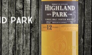 Highland Park 12yo - 40% - OB