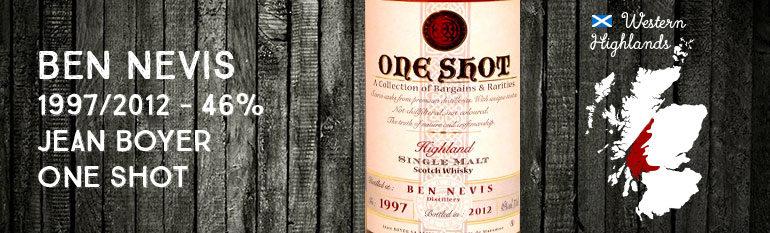 Ben Nevis 1995/2012 – 46% – Jean Boyer OneShot