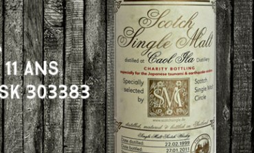 Caol Ila 1999/2011 - 11yo - 59,3 % - Cask 303383 - Scotch Single Malt Circle