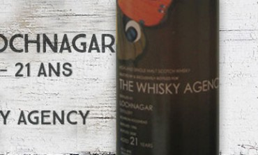 Royal Lochnagar 1986/2008 – 21yo – 50% - The Whisky Agency Butterflies