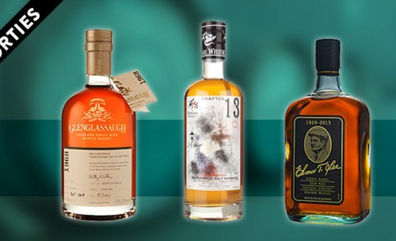 Sorties Whisky: Buffalo Trace, The English Whisky & Glenglassaugh