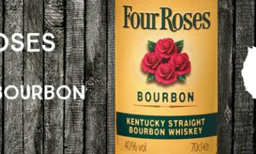 Four Roses Kentucky Straight Bourbon - 40% - OB - 2013