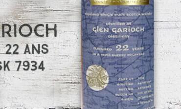 Glen Garioch 1990/2013 – 22yo - 51,2 % - Cask 7934 - Kintra