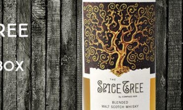 Spice Tree - 46 % - Compass Box - 2013