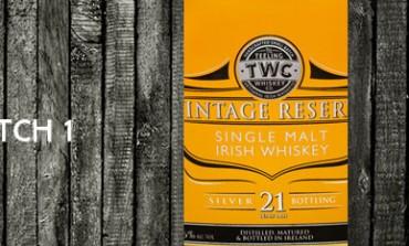 Teeling 21yo - Reserve Sauternes Finish – 46 %