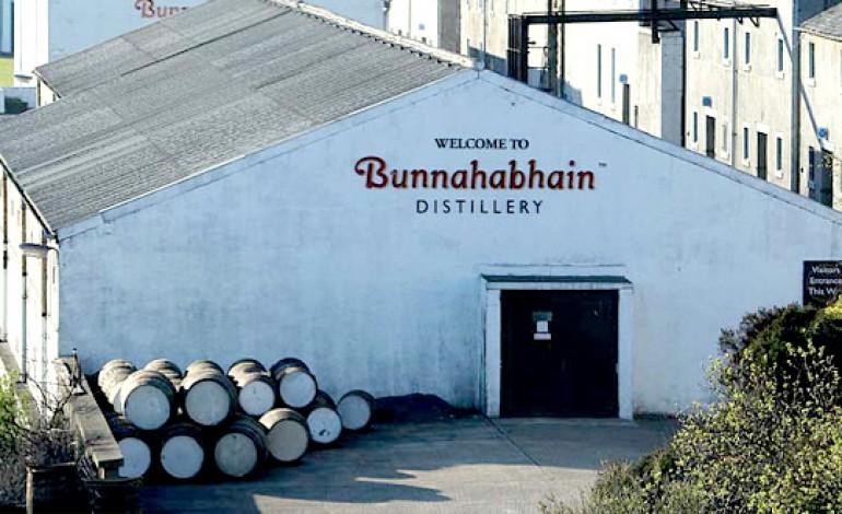 Les sorties Feis Ile chez Bunnahabhain