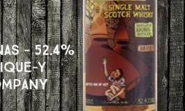 Ardbeg Batch 4 - 54,2 % - That Boutique-y Whisky Company - 2013