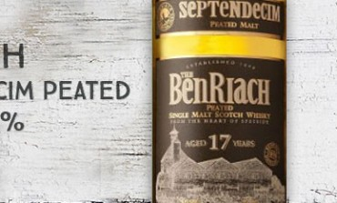 Benriach Septendecim Peated – 17yo – 46 % - OB