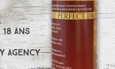 Caol Ila 1995/2013 - 18yo - 50,6 % - The Whisky Agency - The Perfect Dram