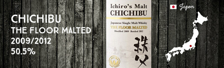 Chichibu The floor malted – 50,5 % – OB – 2009