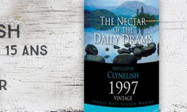 Clynelish 1997/2013 15yo – 46 % - The Nectar - The Nectar of the Daily Dram