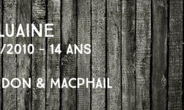 Dailuaine 1995/2010 - 14yo - 43 % - Gordon&MacPhail Connoisseurs Choice