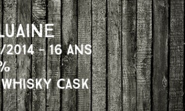 Dailuaine - 1997/2014 - 16yo - 53,2% - The Whisky Cask