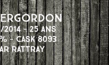 Invergordon 1988/2014 – 25yo – 52,8 % - Cask8093 – Dewar Rattray