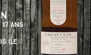 Lagavulin Feis Ile 1995/2013 – 17yo - 51 % - OB