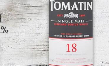 Tomatin 18yo - 46 % - OB - +/- 2012
