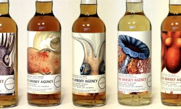 "20 000 lieues sous le whisky... La faune de ""The Whisky Agency"""
