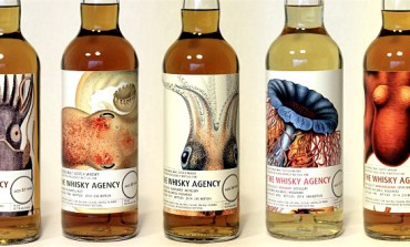 """20000 lieues sous le whisky... La faune de """"The Whisky Agency"""""""