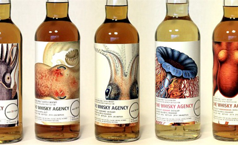 20 000 lieues sous le whisky… La faune de « The Whisky Agency »