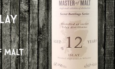 Islay 12yo - 40% - Master of Malt