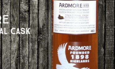 Ardmore Traditional Cask - 46 % - OB - 2011