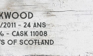 Linkwood 1987/2011 - 24yo - 51,4 % - Cask 11008 - Malts of Scotland