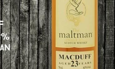 Macduff 23yo - 43% - The maltman