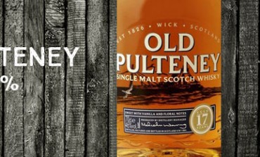 Old Pulteney - 17yo - 46 % - OB (~2013)