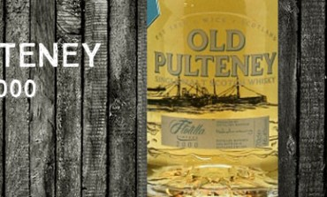 Old Pulteney Flotilla 2000 - 46,4 % - OB