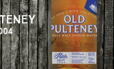 Old Pulteney Flotilla 2004 - 46 % - OB - 2014