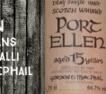 Port Ellen - 1969/1985 - 15yo - Gordon & MacPhail - for Meregalli Import - Celtic Label - 64,7%