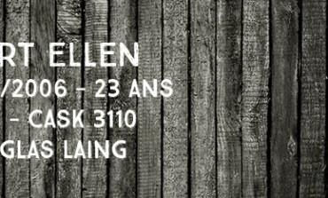 Port Ellen 1983/2006 - 23yo - 50% - Cask 3110 - Douglas Laing Old Malt Cask
