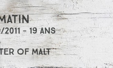 Tomatin 1989/2008 - 19yo - 40 % - Master of Malt