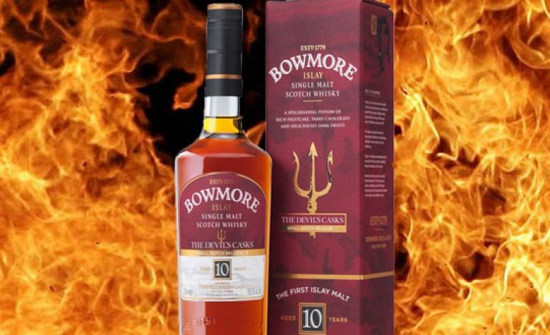 Bowmore Devil's Cask batch 2: un Islay sans Faust note?