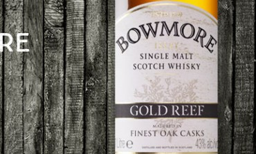 Bowmore Gold Reef - 43 % - OB - 2014