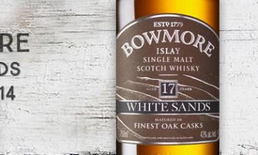 Bowmore White Sands - 17yo - 43 % - OB - 2014