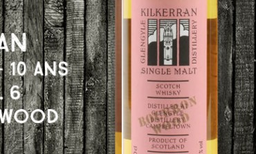 Kilkerran - Glengyle - 2004/2014 – 10yo - 46 % - OB - Work in Progress 6th Release - Bourbon Wood