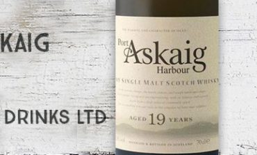 Port Askaig - 19yo - 45,8 % - Speciality Drinks Ltd.