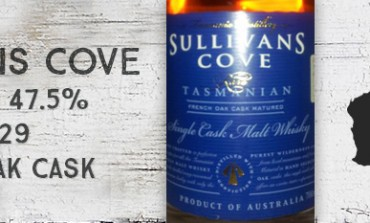 Sullivans Cove - 2000/2011 - 47,5 % - Cask HH0429 - Single Cask French Oak Cask - OB