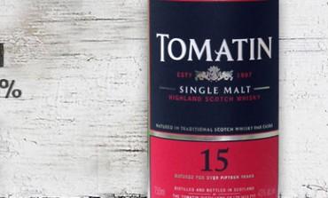 Tomatin 15yo - 43% - OB - 2009