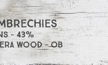 Wambrechies - 12yo - 43% - matured in Madera Wood - OB