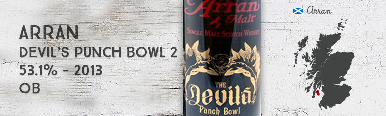 Arran – The Devil's Punch Bowl Chapter 2 – 53,1 % – OB