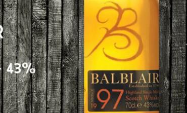 Balblair 97 - 1997/2010 - 43 % - OB