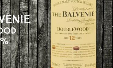 Balvenie - DoubleWood - 40 % - OB