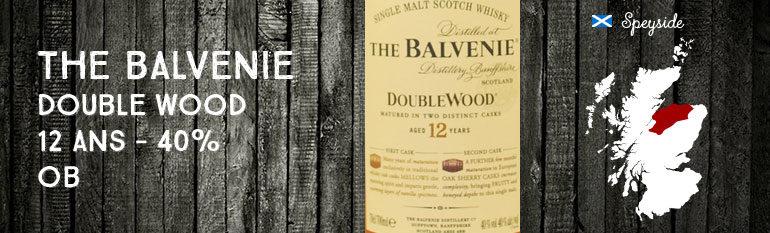 Balvenie – DoubleWood – 40 % – OB