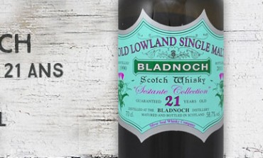 Bladnoch 1990/2011 - 21yo - 58,7 % - Silver Seal Sestante Collection