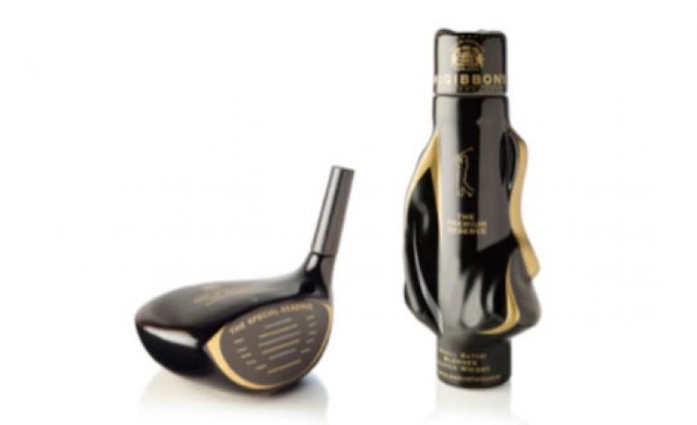 Douglas Laing : decanters en forme de golf pour la Ryder Cup